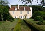 Hôtel Saint-Lubin-en-Vergonnois - Guest House Le Clos Pasquier-1