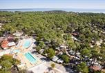 Camping  Acceptant les animaux Arcachon - Homair - Camping Les Embruns-1