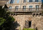 Hôtel Billé - Hôtel particulier Le Mercier de Montigny-4