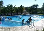 Camping avec Piscine Grèce - Camping Karda Beach-1