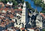 Villages vacances Saint-André-et-Appelles - Vvf Villages Sorges-en-Périgord Gîte 4 personnes-4
