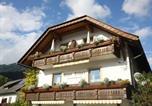 Location vacances Radenthein - Apartment Döbriach 1-2