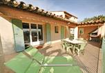 Location vacances Tanneron - Holiday Home Les Adrets d l'Esterel with Fireplace I-3