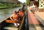 Villages vacances Damnoen Saduak - Baan Thai Damnoen Canal House-2