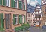 Location vacances Ürzig - Zum Weissen Rössel B-3