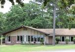 Camping avec Parc aquatique / toboggans États-Unis - Crockett Family Resort-1