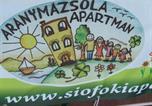 Location vacances Siófok - Aranymazsola Wellness Apartman-3
