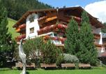Hôtel Tux - Frühstückspension Bergkristall-2