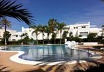 Location vacances Garrucha - Apartamento Venavera Mimosas-1