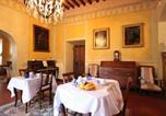 Hôtel Castelfiorentino - Camera Caravaggio-4