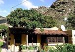 Location vacances Santa Cruz de Tenerife - Casa Rural Dos Barrancos-4