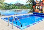 Location vacances Valle de Bravo - Casa Puesta del Sol-1