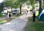 Camping avec Bons VACAF Peisey-Nancroix - Camping Clair Matin-1