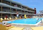 Hôtel Avalon - Carideon Motel-1