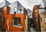 Hôtel Poplar - Rez Apartments-2