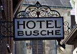 Hôtel Münster - Hotel Busche-2