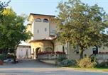 Hôtel Treviglio - Villa Belvedere 1849-1