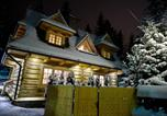 Villages vacances Zakopane - Domki Tatra House-4
