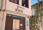 Hôtel Samos - Albergue Mayor-3