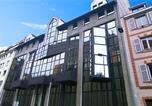 Location vacances Strasbourg - Appart'hôtel Green Marsh