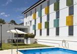 Hôtel Cazalla de la Sierra - Albergue Inturjoven Constantina-4