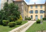 Location vacances Saint-Privat-du-Dragon - Château des Grèzes-1