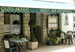 Hôtel Salles-Curan - Logis de France Cazes Arazat-1