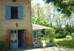 Location vacances Villeneuve-du-Latou - La Maison Bleue-2