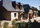 Hôtel Saint-Etienne-la-Thillaye - Ferme de Geffosse-1
