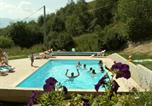 Camping Laval - Camping du Col
