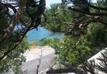 Villages vacances Mali Lošinj - Apartments Buffet 2b-1