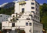 Hôtel Natters - Sommerhotel Karwendel-1