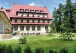 Hôtel Semily - Parkhotel Skalní město-1