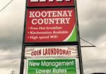 Hôtel Fernie - Kootenay Country Inn-3