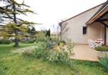 Location vacances Vacqueyras - Holiday Home La Piboule-1