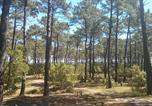 Camping Listrac-Médoc - Camping Indigo Lac de Carcans- Bombannes-1