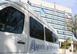 Hôtel Fountain Valley - Hotel Huntington Beach-4