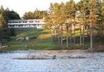 Hôtel Boothbay Harbor - Beach Cove Waterfront Inn-2
