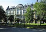 Hôtel Východní Předměstí - Hotel Slovan Plzeň