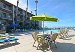Hôtel San Luis Obispo - Shore Cliff Hotel-4