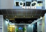 Hôtel Yau Ma Tei - M1 Hotel-4
