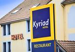 Hôtel Auteuil - Kyriad Beauvais Sud-2