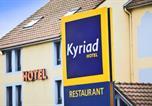 Hôtel Troussures - Kyriad Beauvais Sud-2