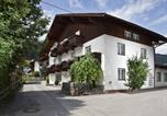 Location vacances Uderns - Holiday home Bergheim 1-1