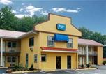 Hôtel Selinsgrove - Rodeway Inn Lewisburg-1