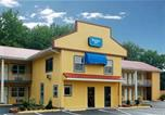 Hôtel Shamokin Dam - Rodeway Inn Lewisburg-1