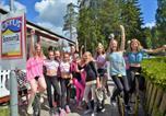 Villages vacances Lørenskog - Årjäng Camping & Stugor Sommarvik-1