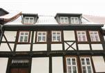 Location vacances Aschersleben - Urlaub im Fachwerk - Das Sattlerhaus-4