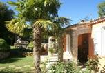 Location vacances La Roquebrussanne - Villa - Gareoult-3