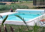Location vacances Plieux - Roulotte Toscane-1